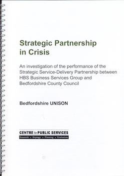 Strategic Partnership Crisis