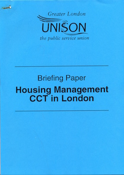 Housing Management London
