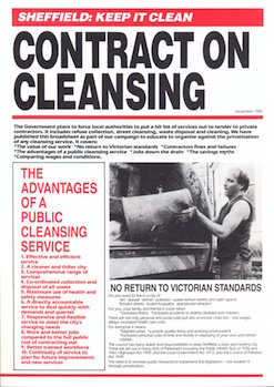 Contract On Cleansing