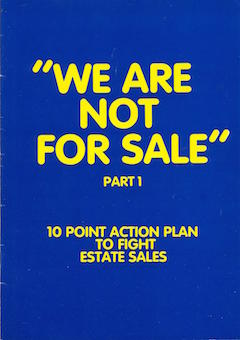 We Are Not For Sale 1 000001