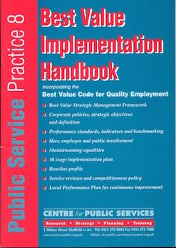 Best Value Implementation