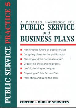 Public Serv Business Plans