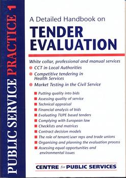 Tender Evaluation 2